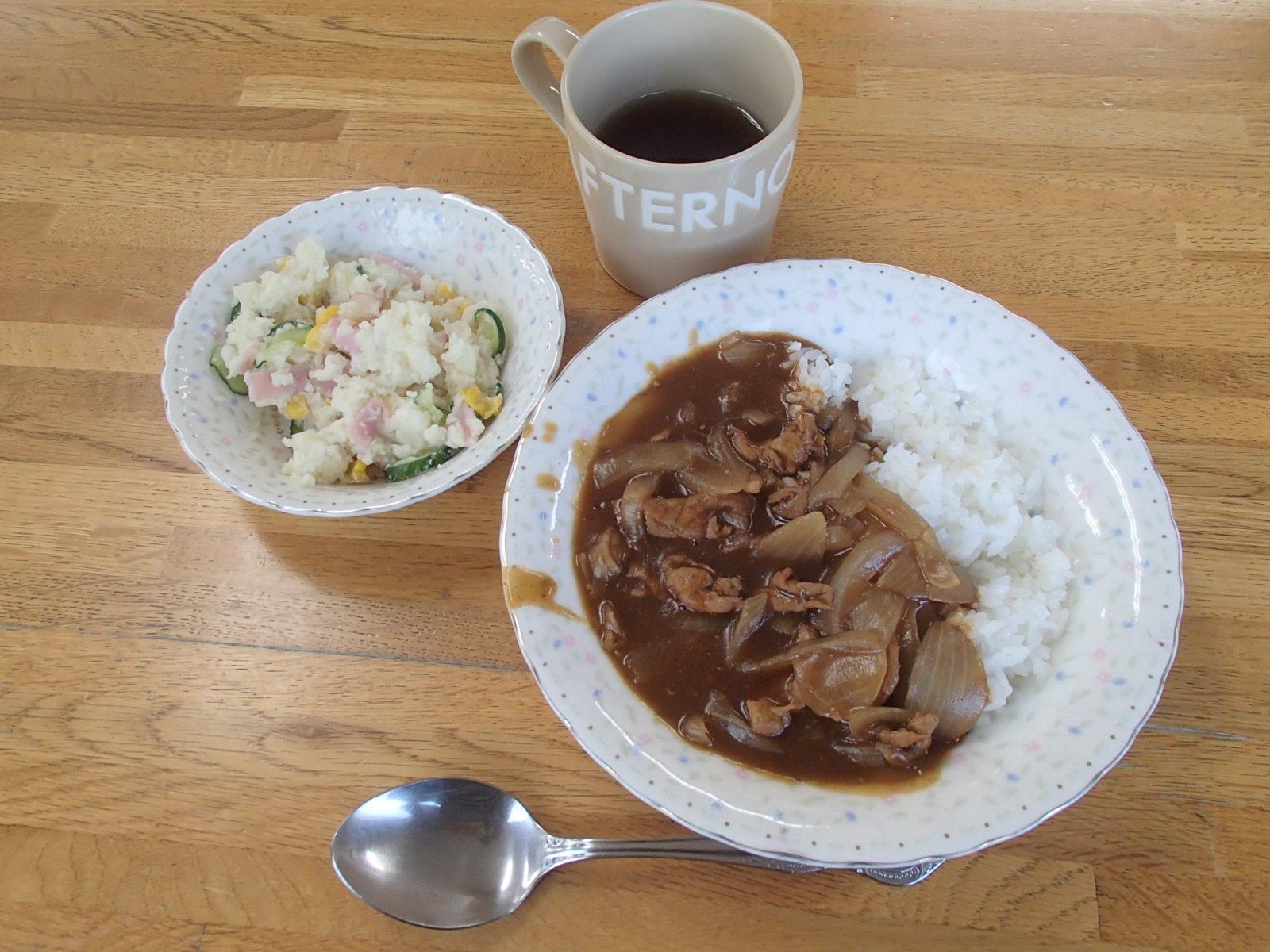 1027ハヤシライス・ポテトサラダ 020.JPG